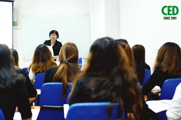 CED thường xuyên có những hội thảo chất lượng