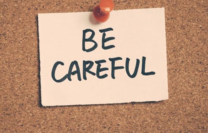 Mua hàng là công việc yêu cầu tính cẩn thận trong mọi nghiệp vụ